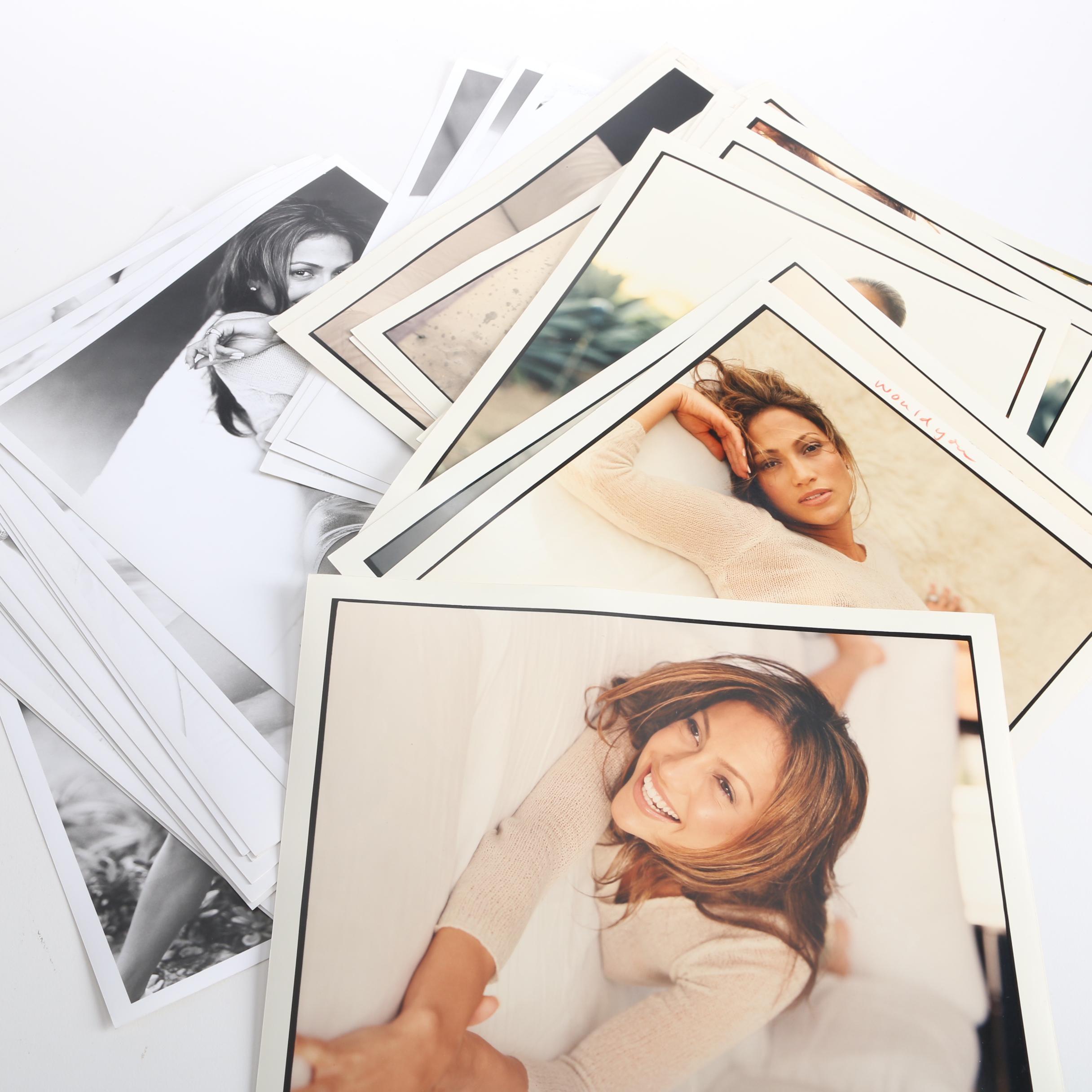 """Jennifer Lopez """"On The 6"""" Still Photographs"""