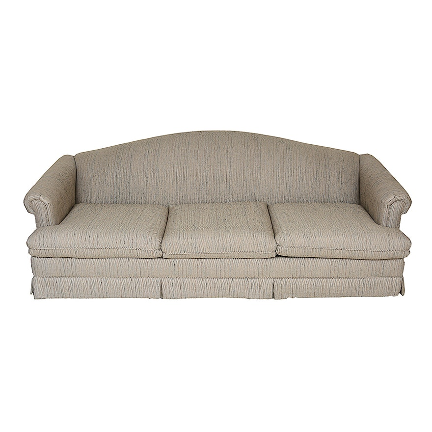 Simmons Company Hide A Bed Sleeper Sofa