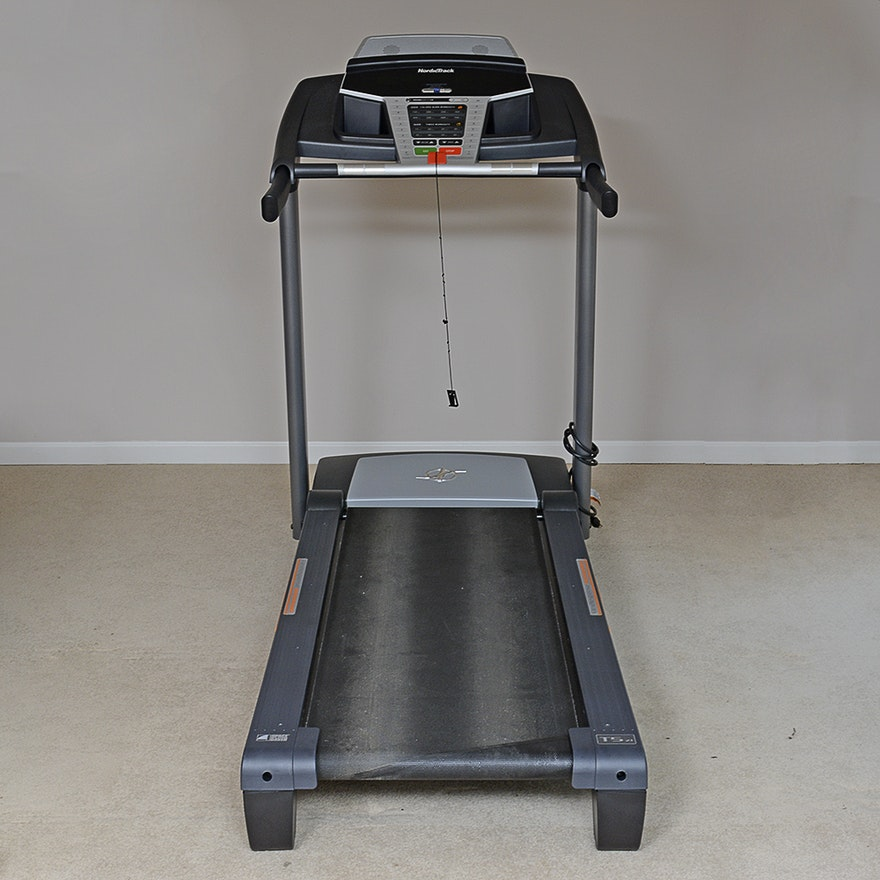 Nordictrack T5 Zi IFit Treadmill : EBTH