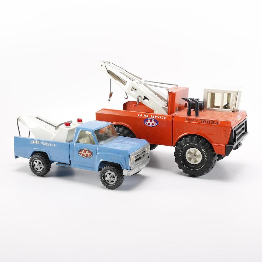 Tonka Tow Trucks