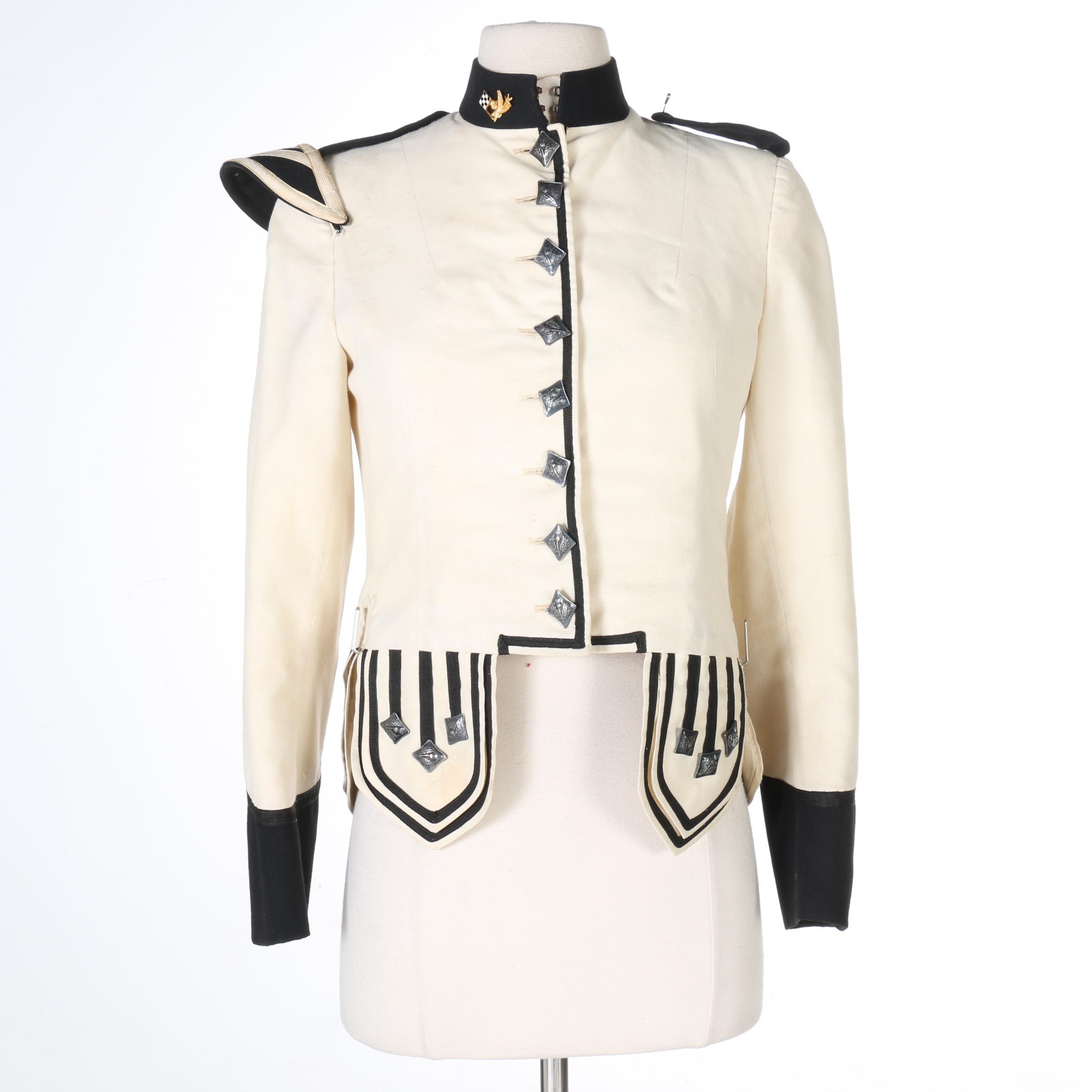 Ascot Clothes Vintage Band Jacket