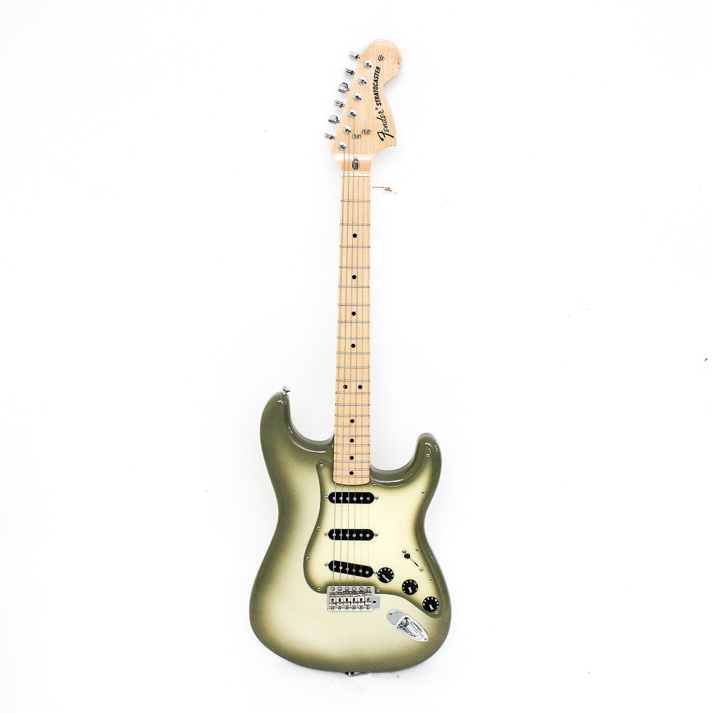 Special Edition Fender Stratocaster Electric Guitar