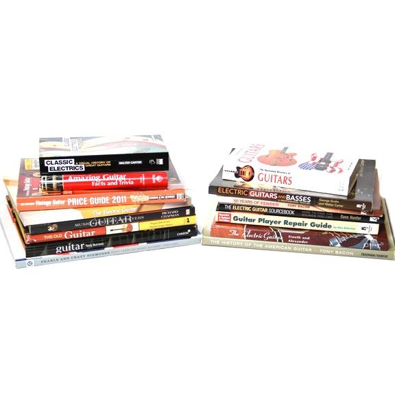 Guitar Book Collection