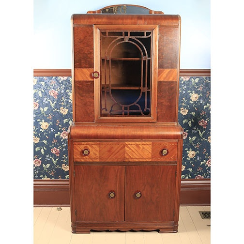 Vintage Art Deco Hutch