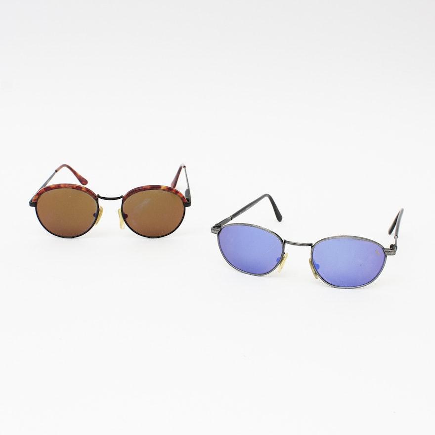 197a8528df Revo Vintage Italian Sunglasses   EBTH