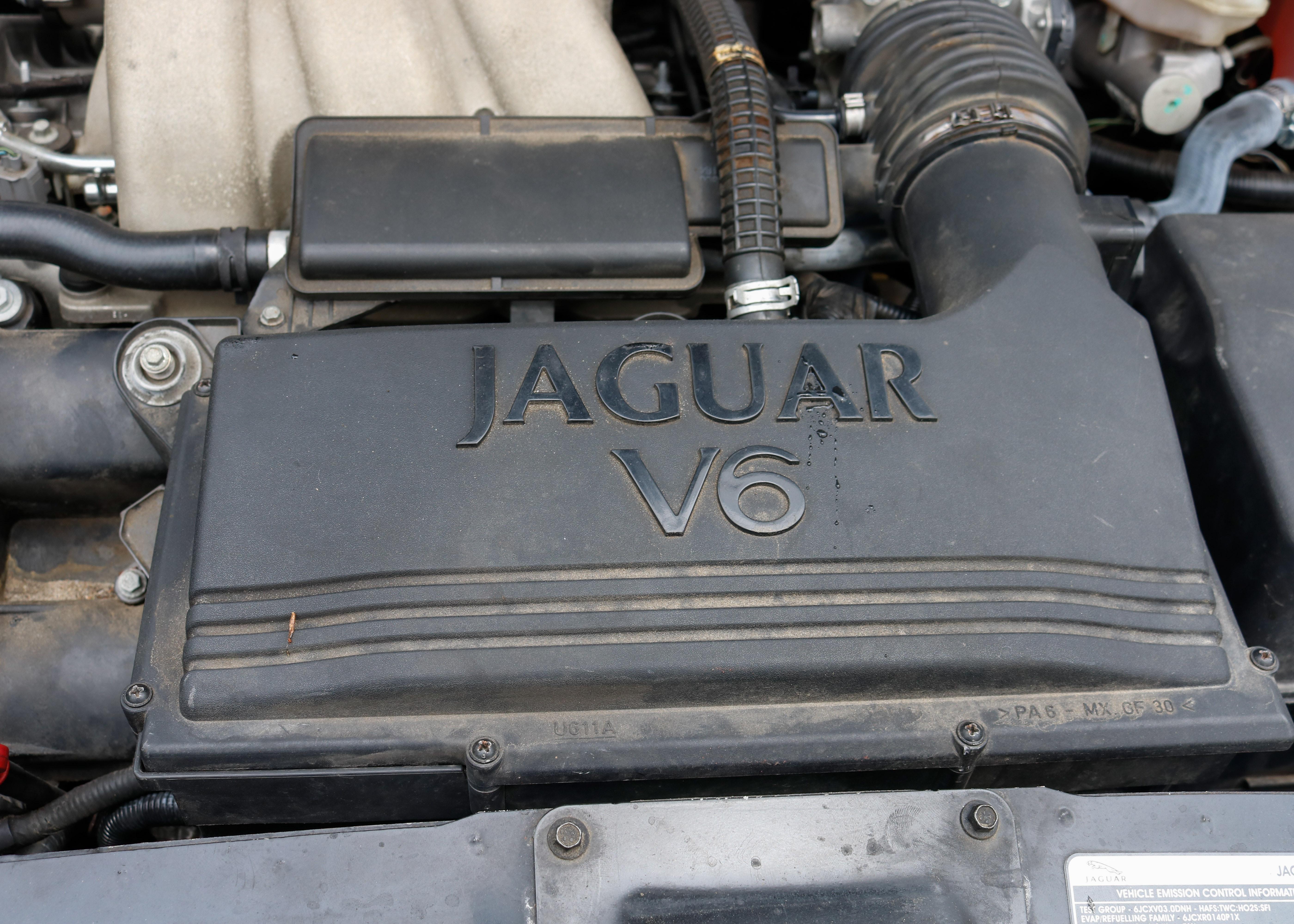 2006 Jaguar Xtype Station Wagon Ebth