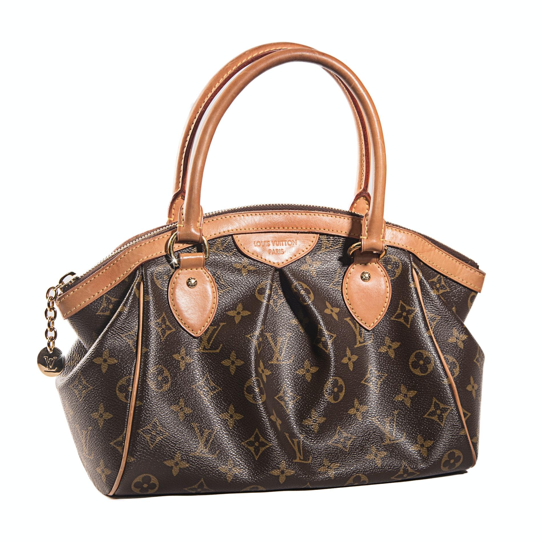 Louis Vuitton Tivoli PM Handbag
