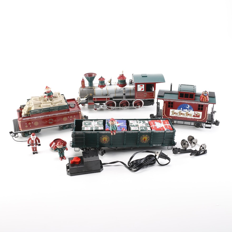 Bachman White Christmas Express \