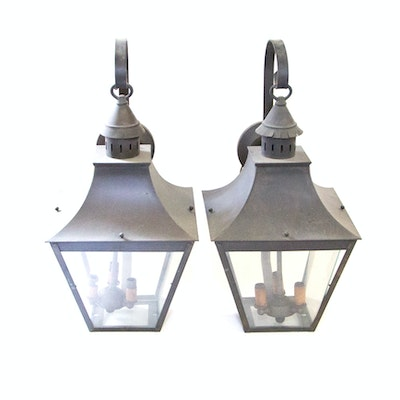 Vintage Outdoor Lighting | Used Exterior Lighting Fixtures in Art ...