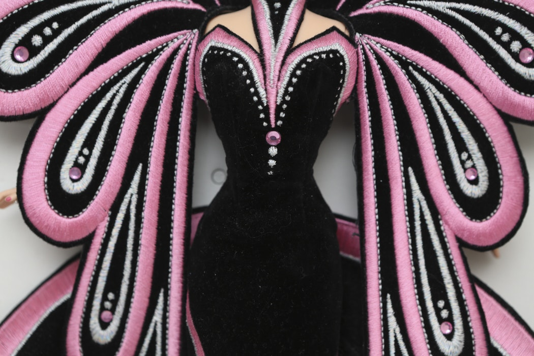 Bob Mackie Limited Edition Le Papillon Barbie 1999
