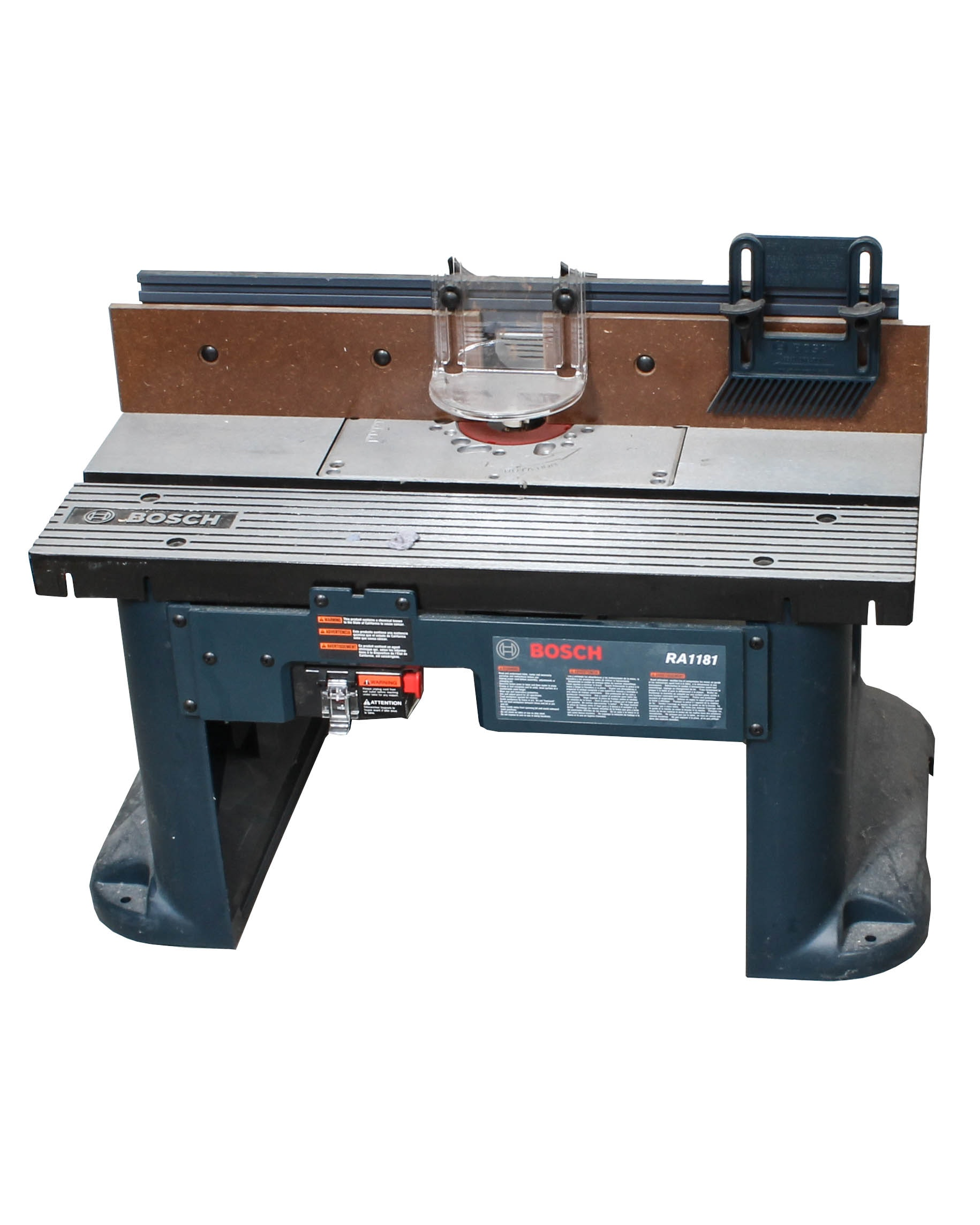 Bosch Woodworking Router Table