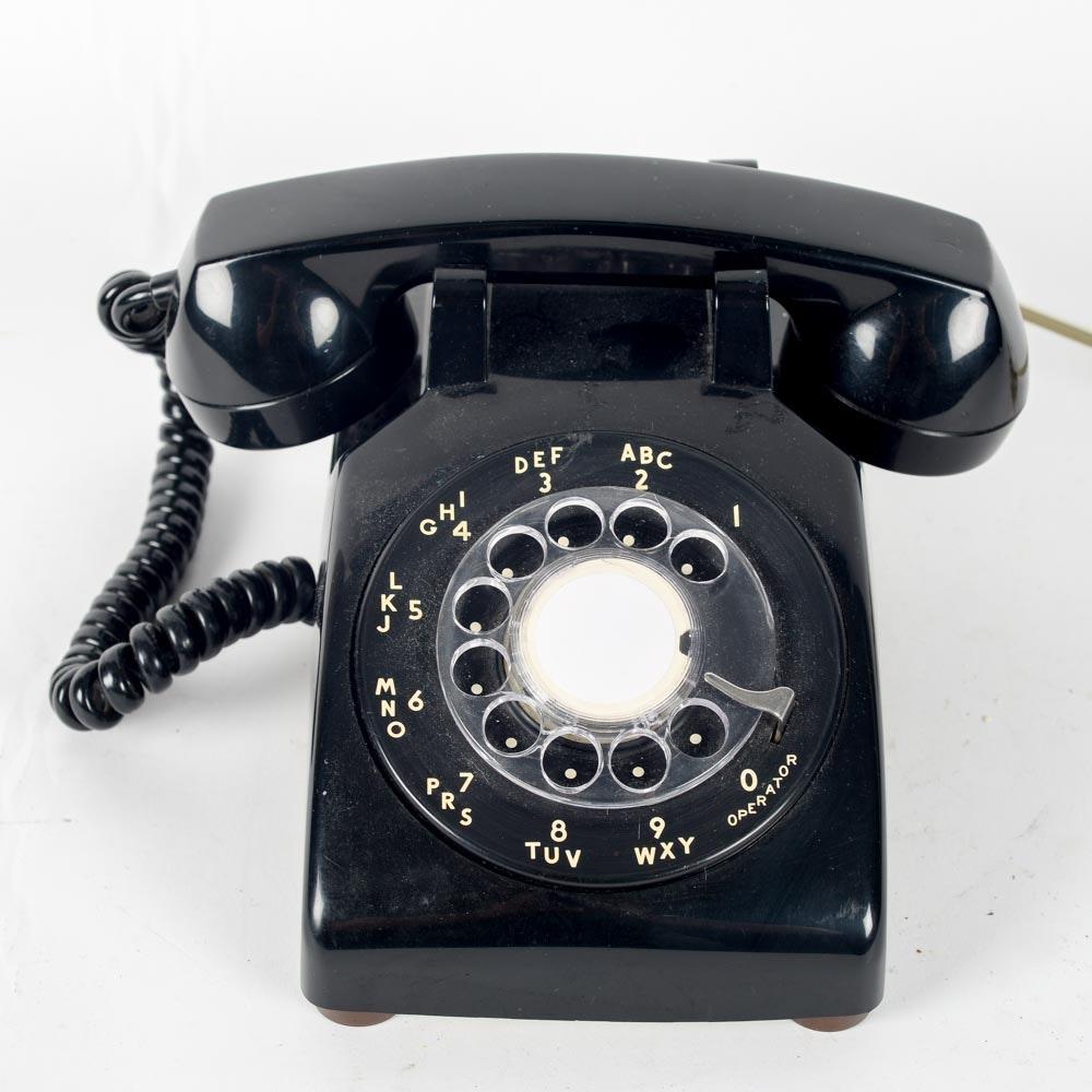 Bell Auto Sales >> Vintage ITT Rotary Phone : EBTH