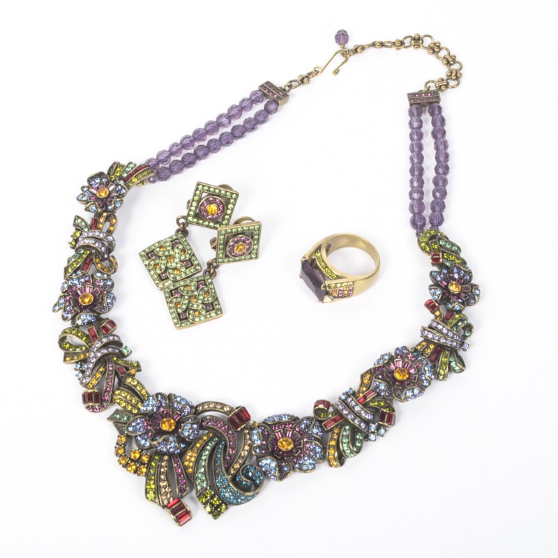 La Vintage Jewelry Collection