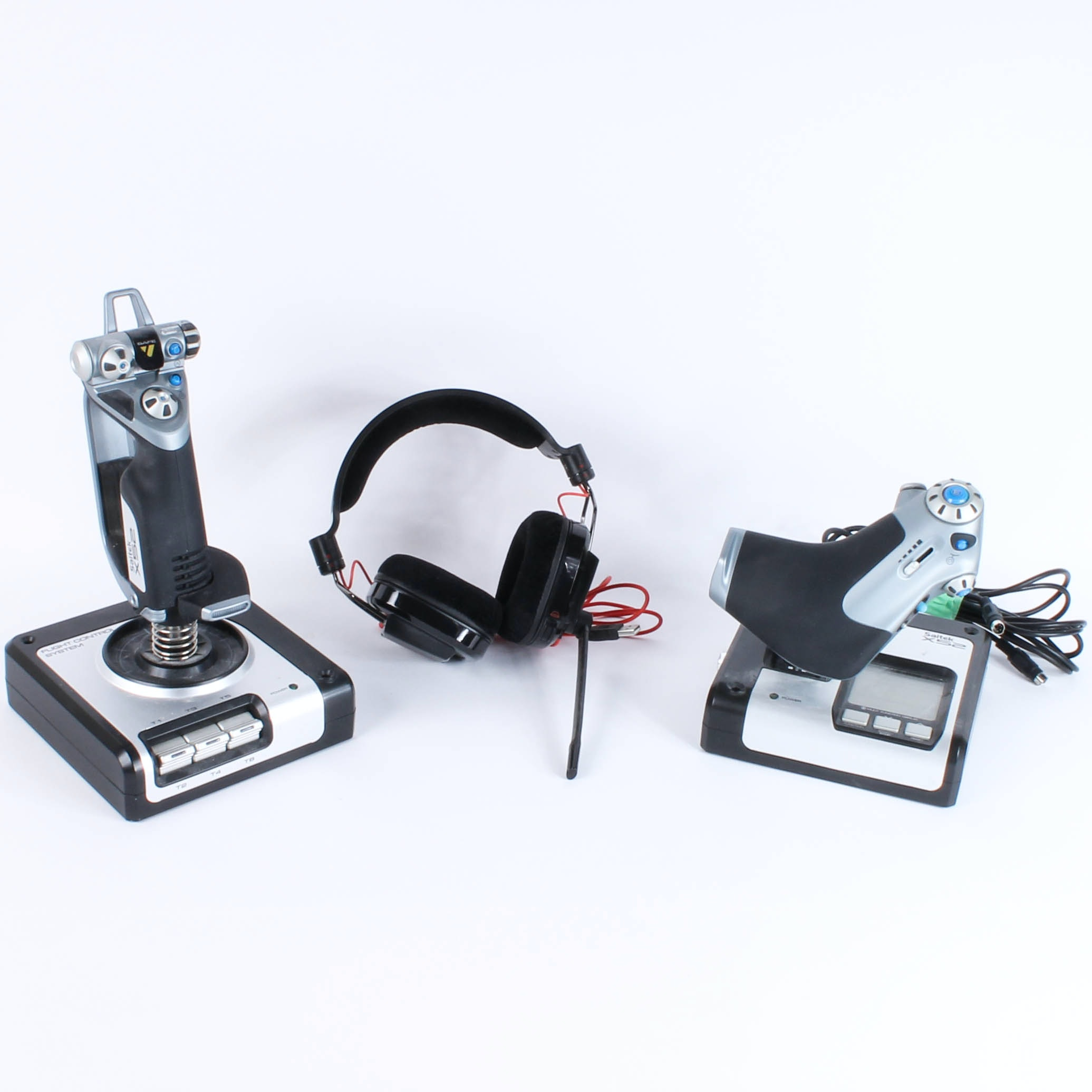 Gamecom and Other Computer Gaming Accessories