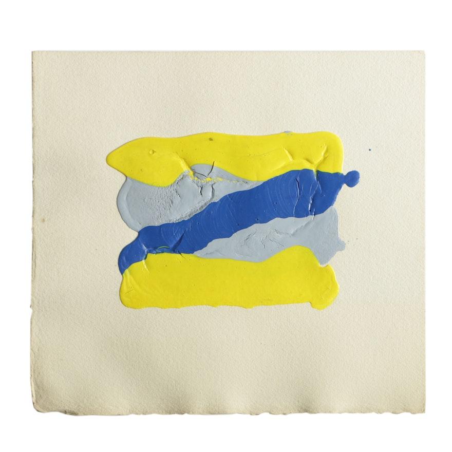 William Perehudoff: Untitled, 1982
