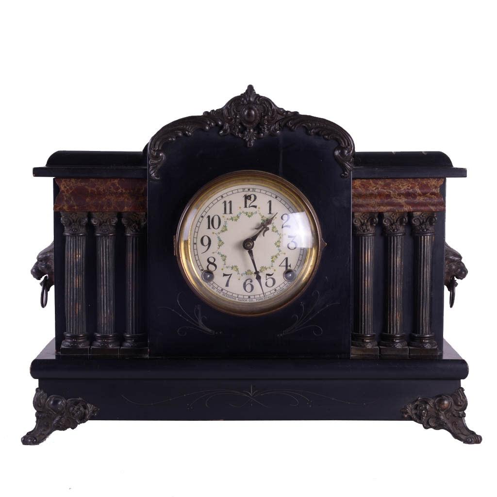 Antique mantel clock manufacturers