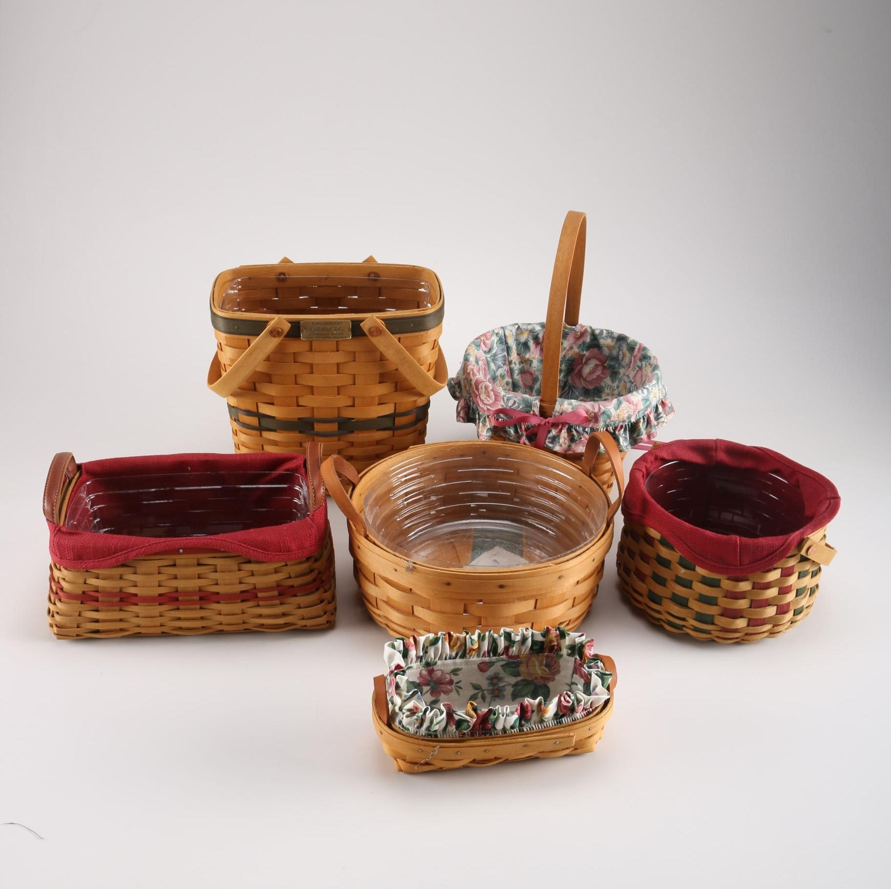Longaberger Collectors Baskets