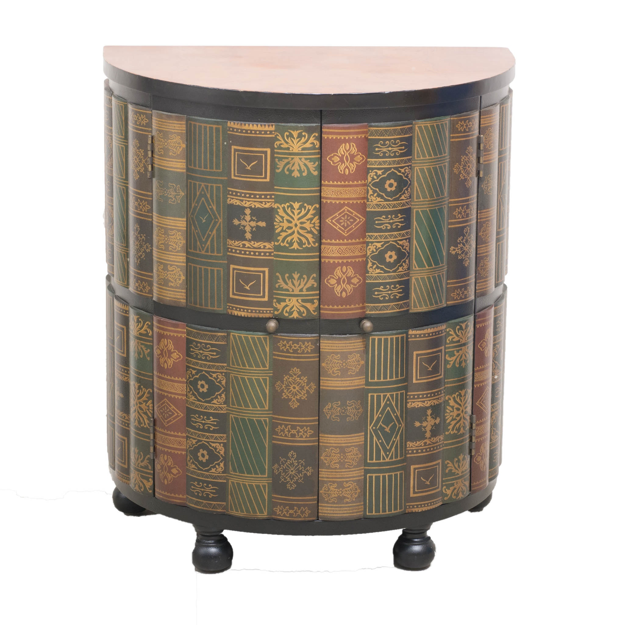Genial Book Themed Accent Table ...