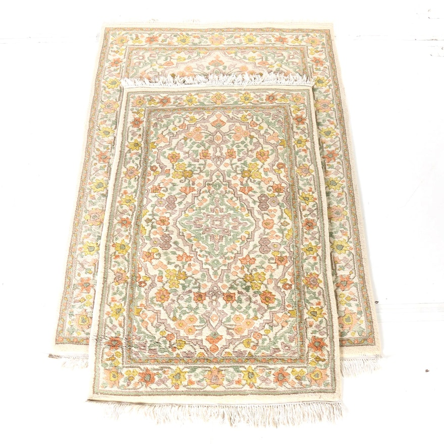 Handwoven Pande Cameron Quot Chindia Quot Carved Wool Rugs Ebth