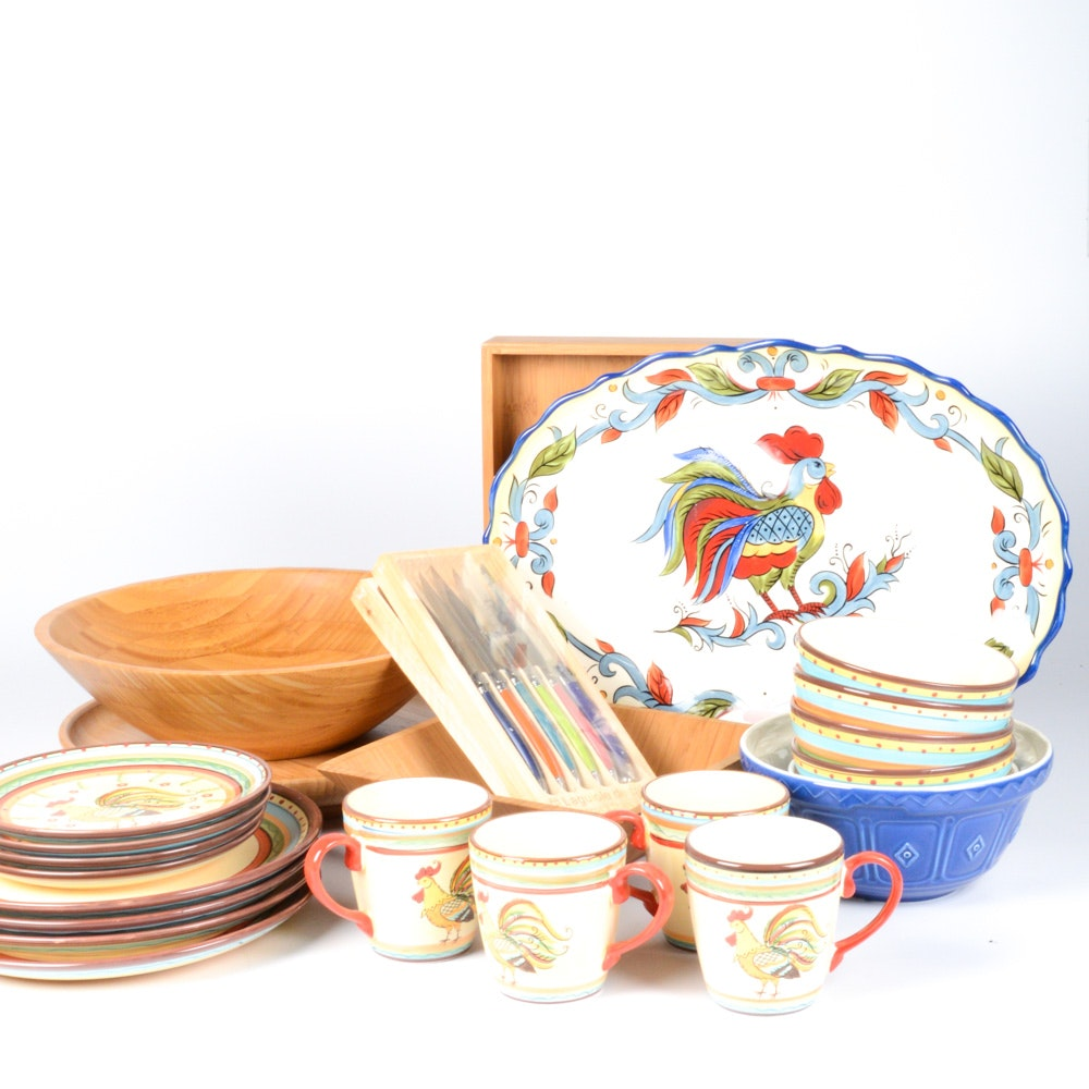 Ceramics and Portuguese Tableware ...  sc 1 st  EBTH.com & Ceramics and Portuguese Tableware : EBTH