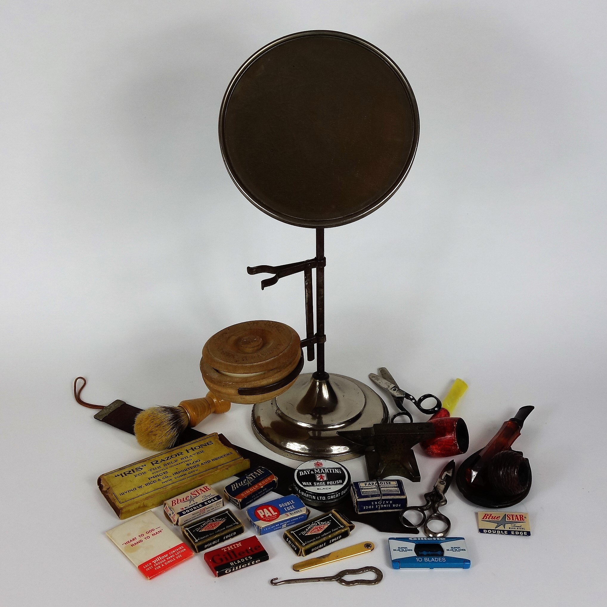 Vintage Shaving Items and More
