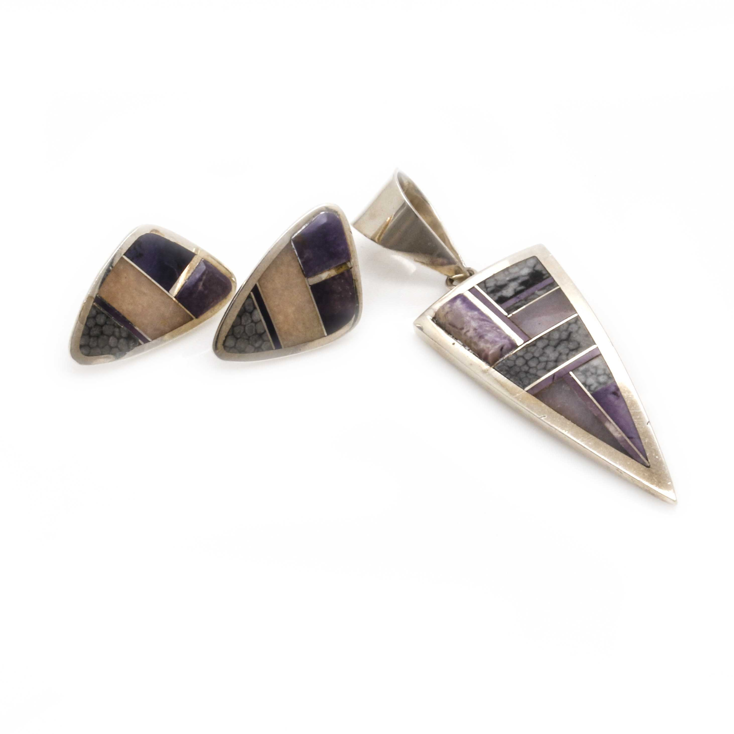 Sterling Silver Gemstone Jewelry by Tracey Knifewing
