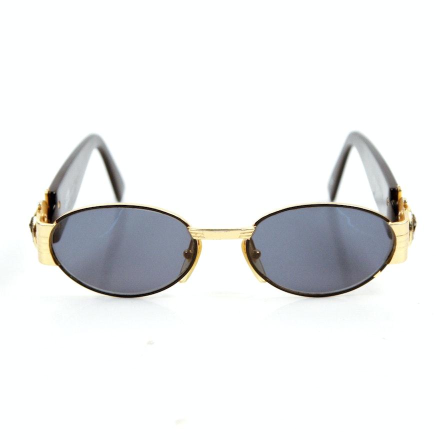 96b36484ad Vintage Gianni Versace Sunglasses   EBTH