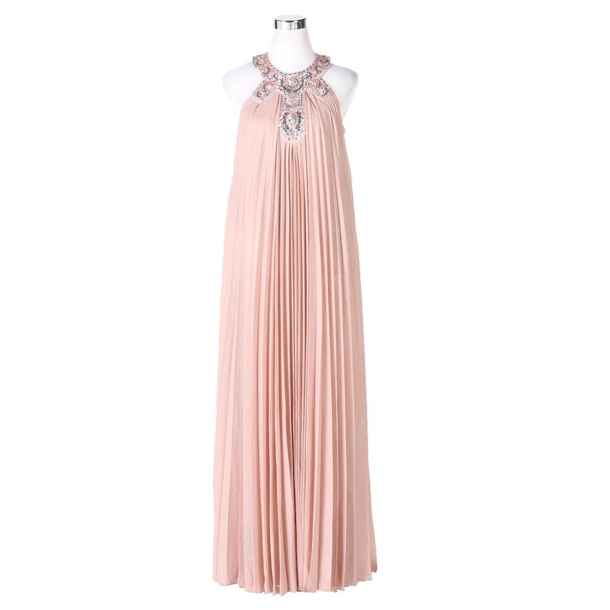07a96b502968 Antique Rose Evening Maxi Dress by BCBG MAXAZRIA : EBTH