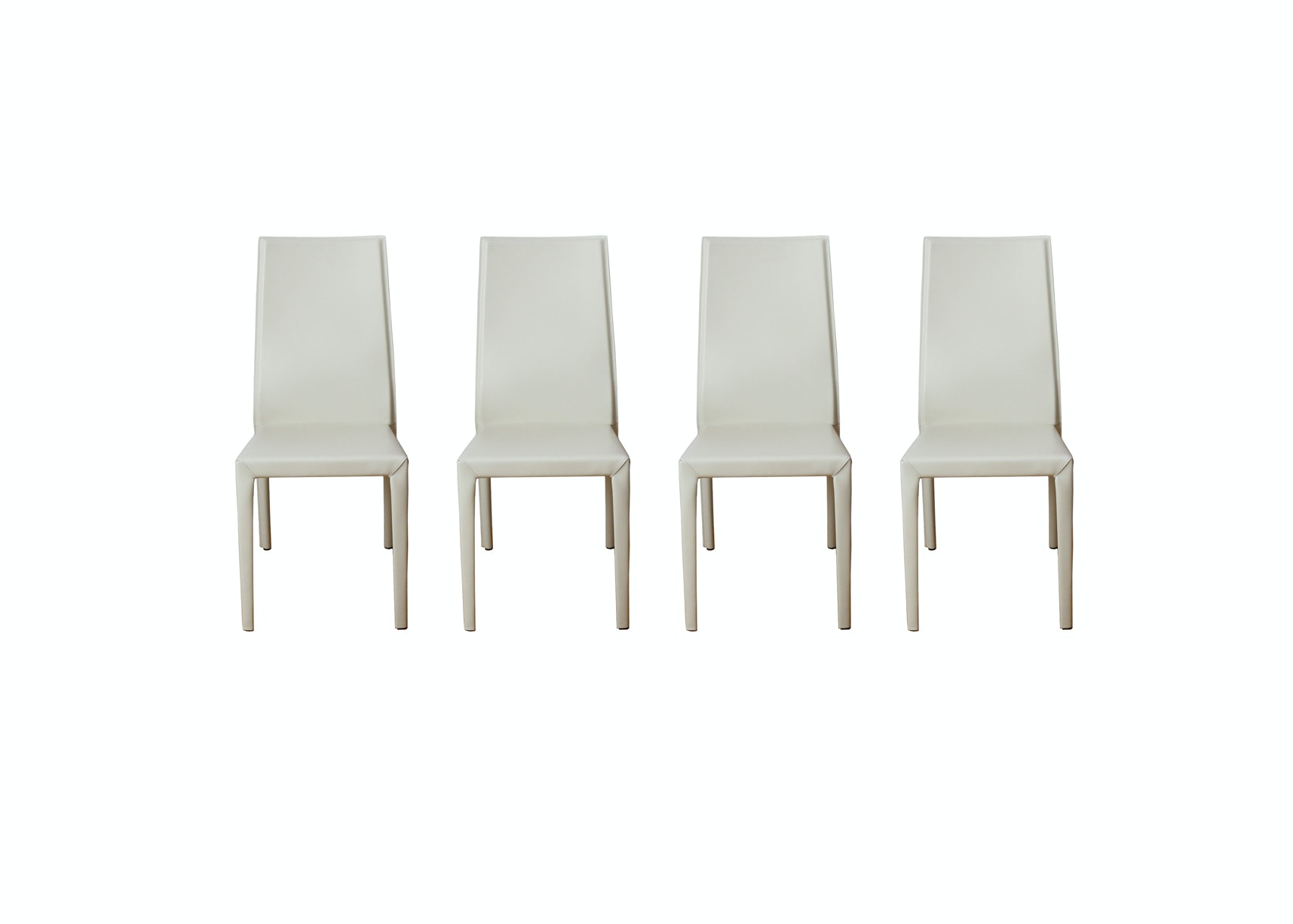 Cattelan Italia Leather Dining Chairs From Cantoni