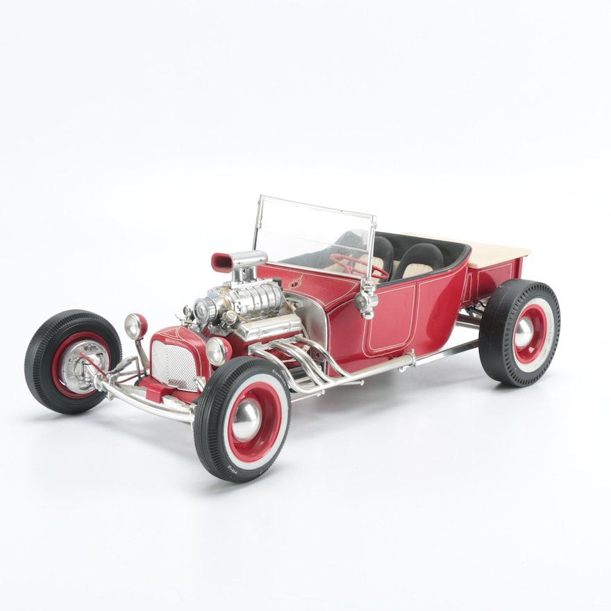 1:8 Scale Model A Ford Hot Rod Model : EBTH