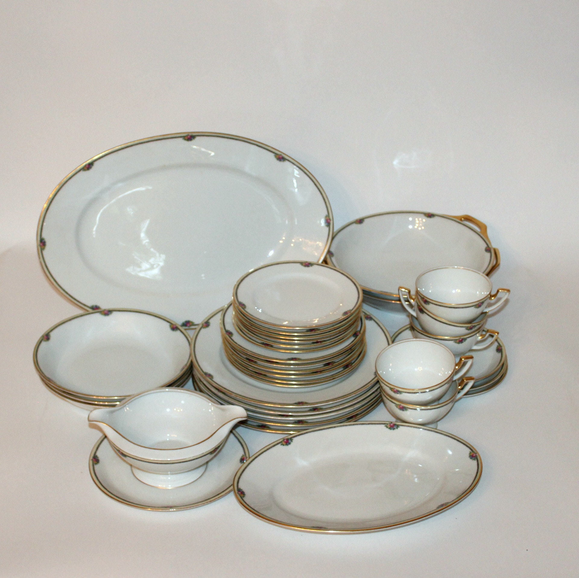 "Vintage ""Rosenthal"" Thomas Bavaria China Set"