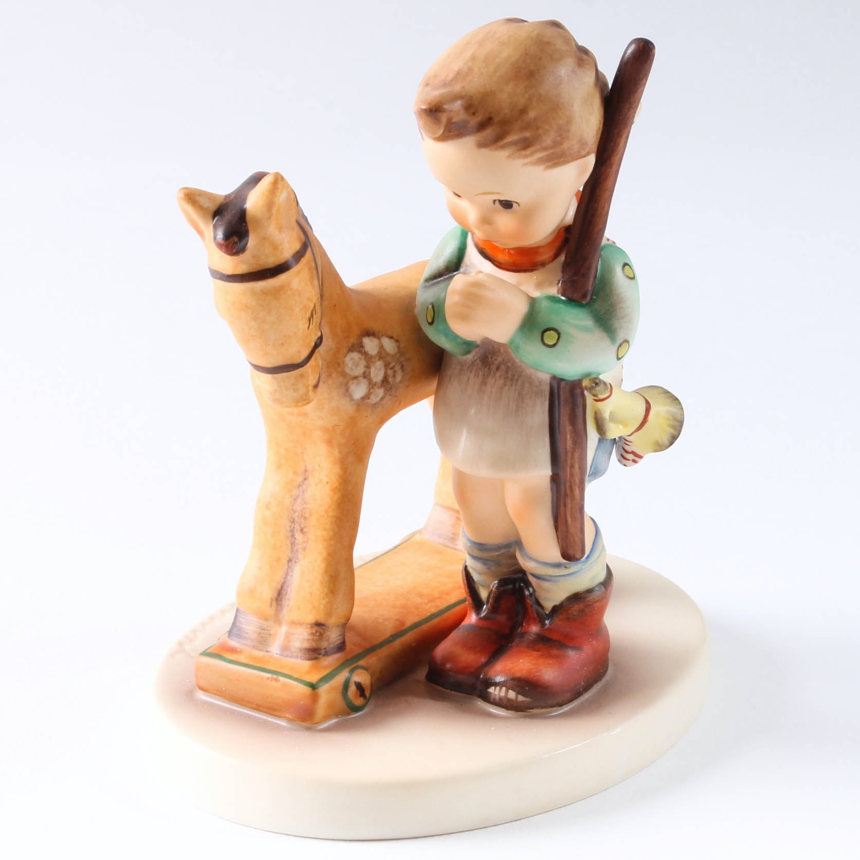 "Hummel Figurine ""Prayer Before Battle"""