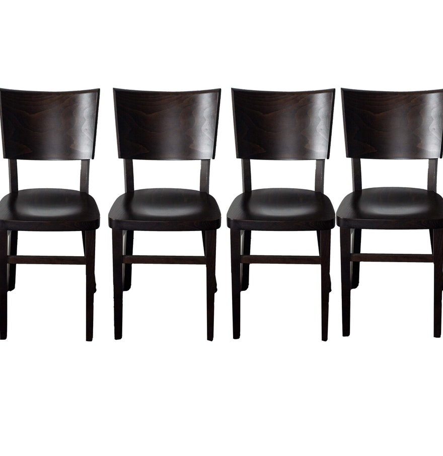contemporary kyoto dining chairs by design within reach