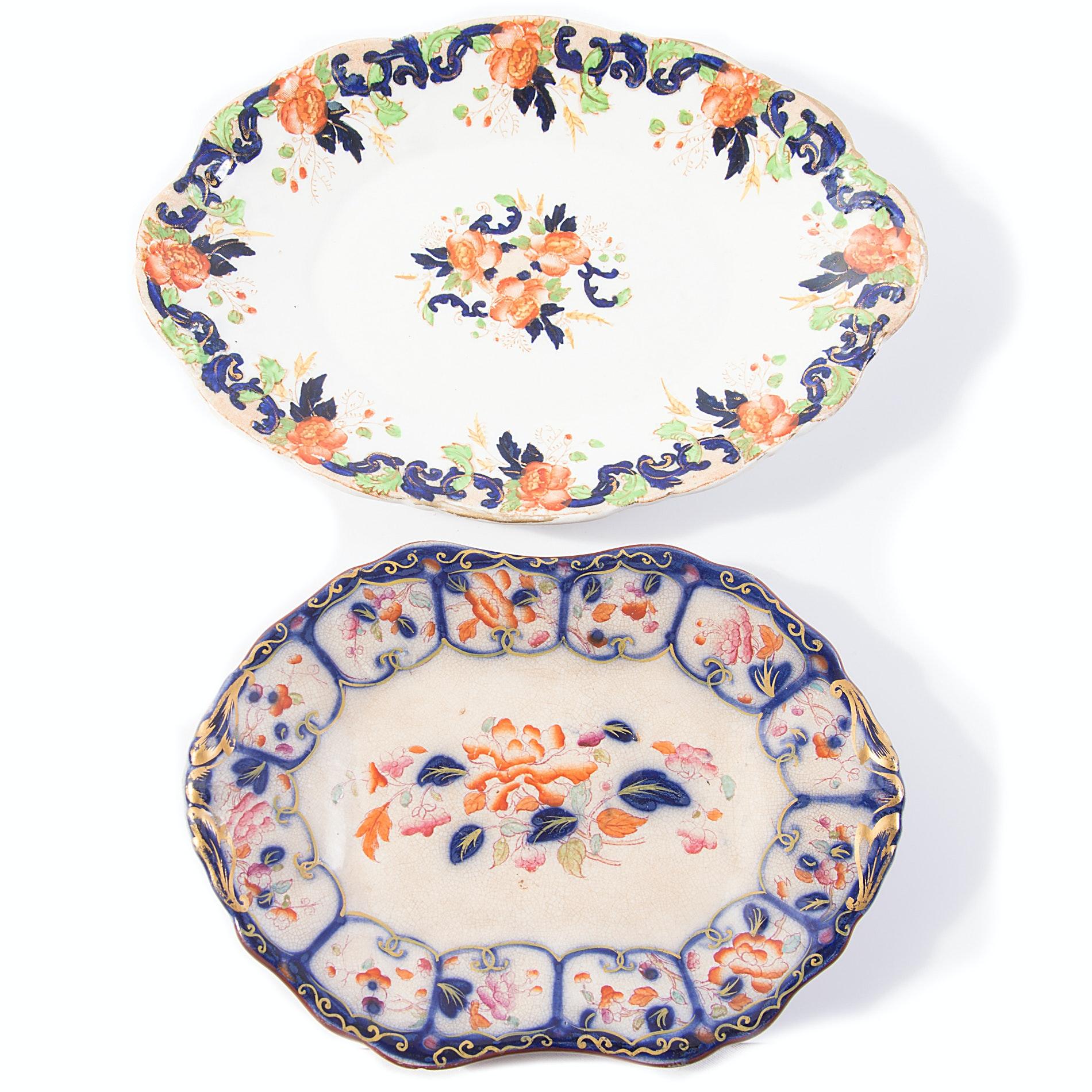 Antique Trinket Dishes