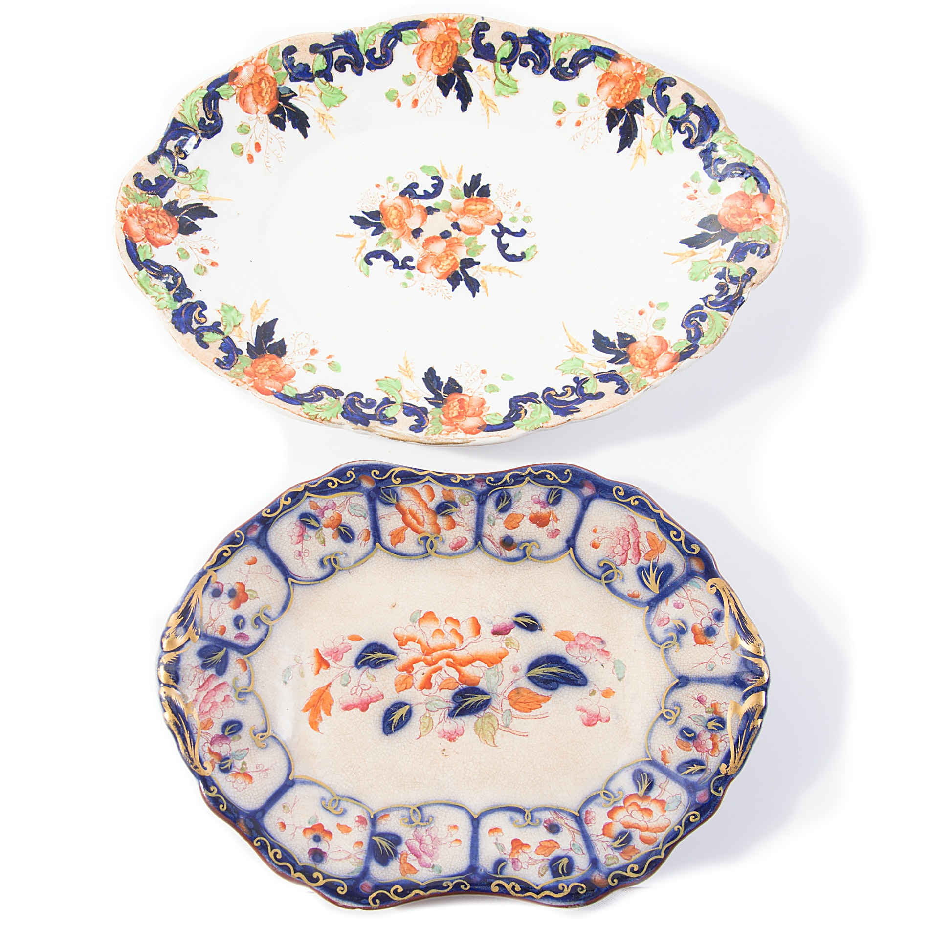 Antique Trinket Dishes