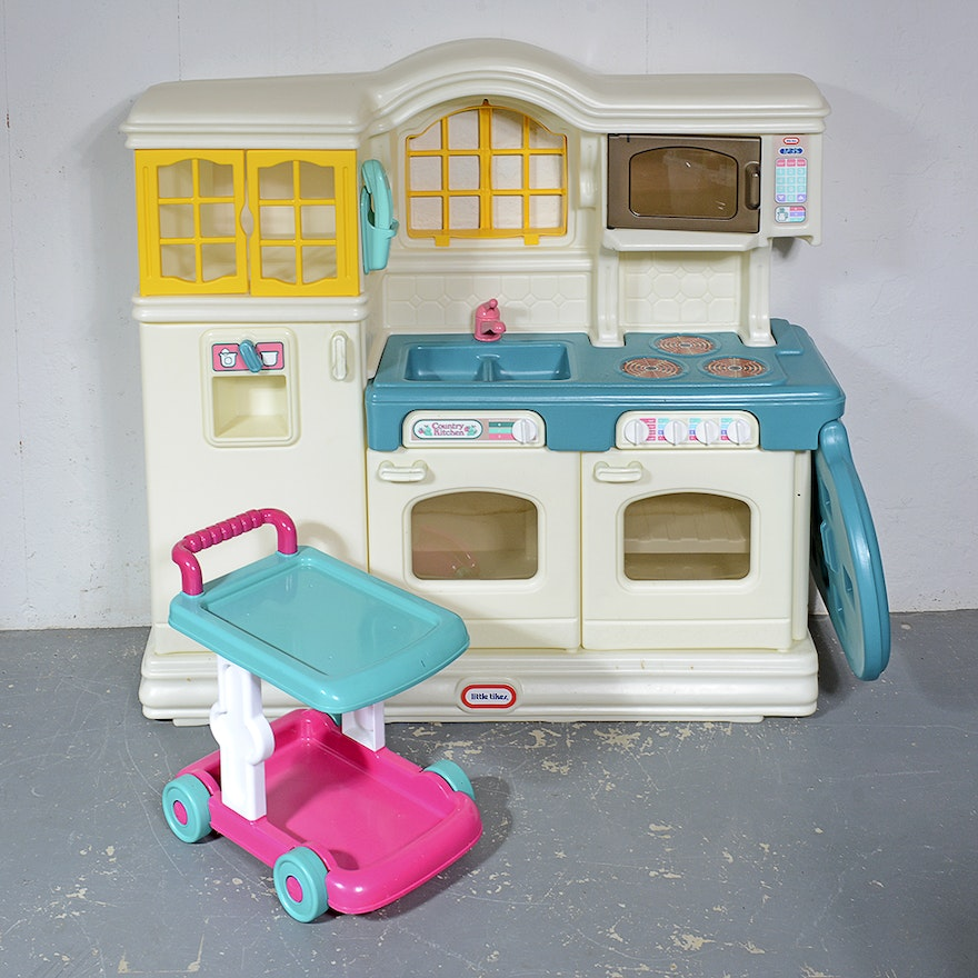 Fisher Price Country Kitchen Play Set