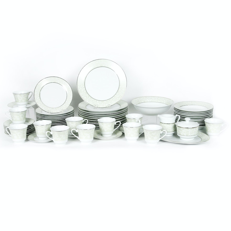Set Of Chris Madden For JCPenney Home Collection Dishes : EBTH