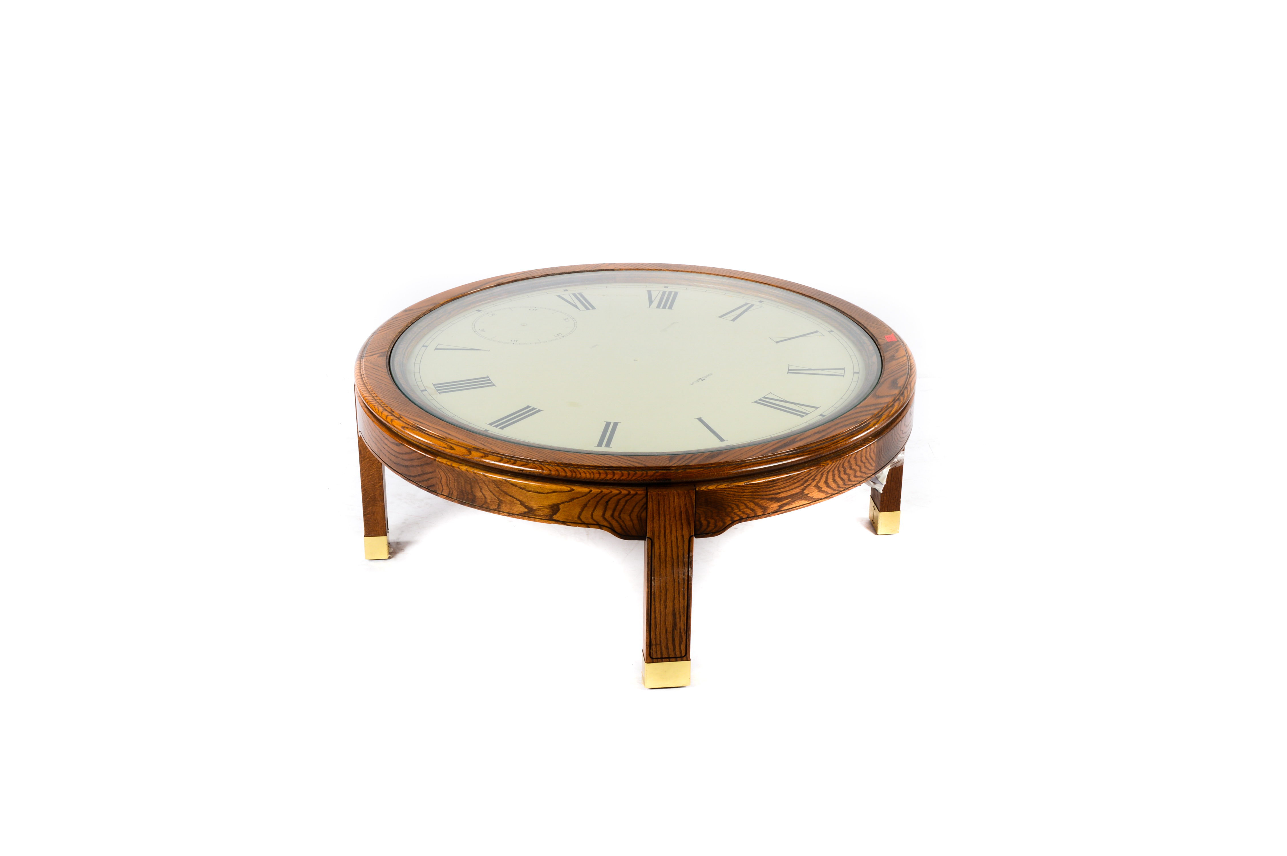 Howard Miller Clock Coffee TableEBTH