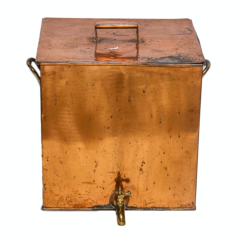 Copper Cube Vat
