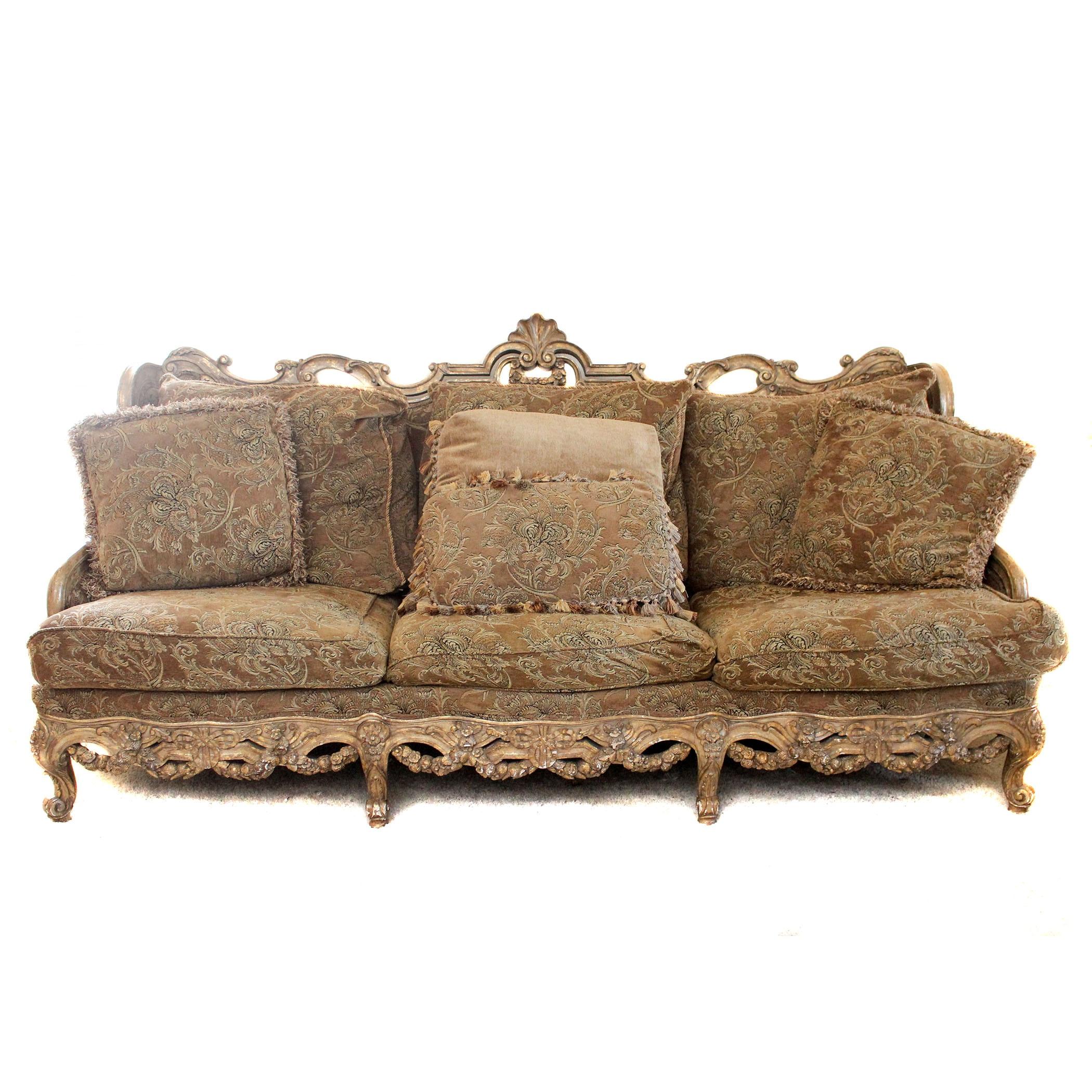 Rococo Revival Sofa by Tomlinson Erwin-Lambeth