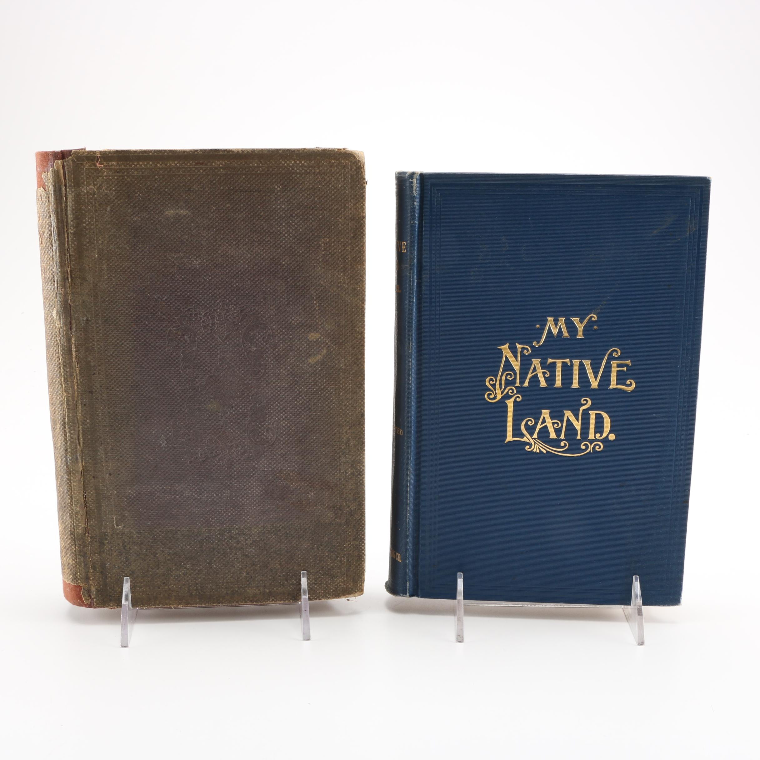 Antique Books on the United States of America