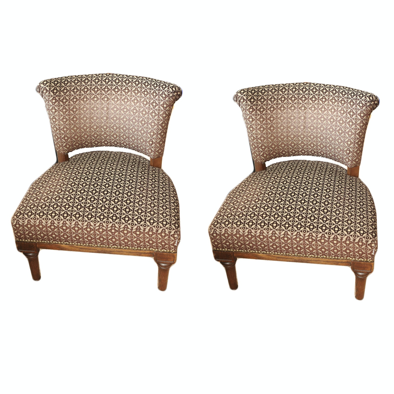Contemporary Accent Chairs by Mitchell Gold and Bob