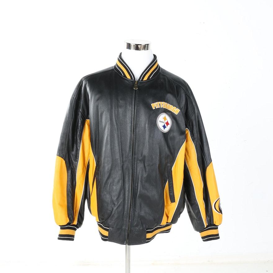 big sale 802d7 8da33 Men's Pittsburgh Steelers XXL Jacket