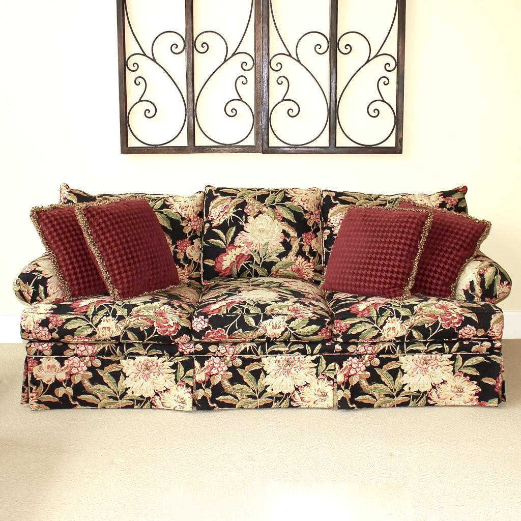 HIghland House Custom Designer Sofa