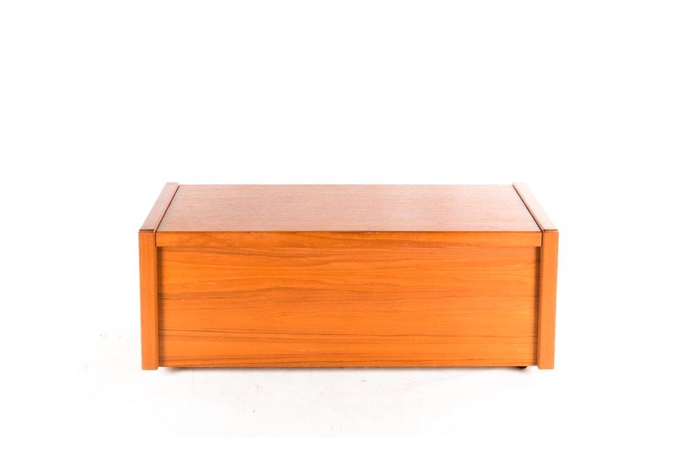 Mid Century Modern Style Cedar Chest by Design Furniture Mfg Ltd.