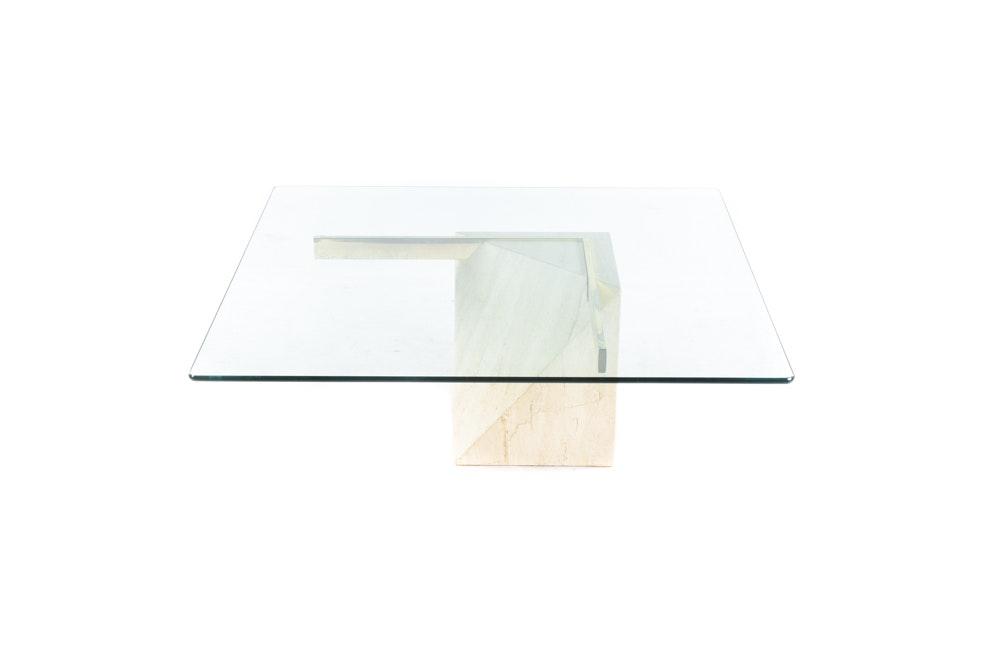 Mid Century Modern Artedi-Style Coffee Table