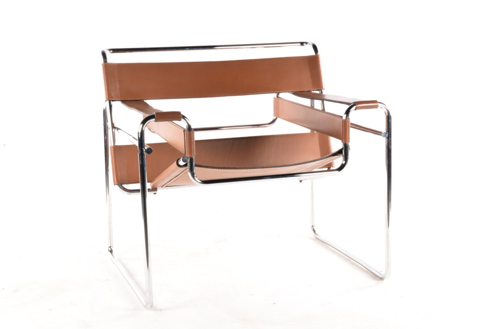 """Wassily"" Chair by Knoll"