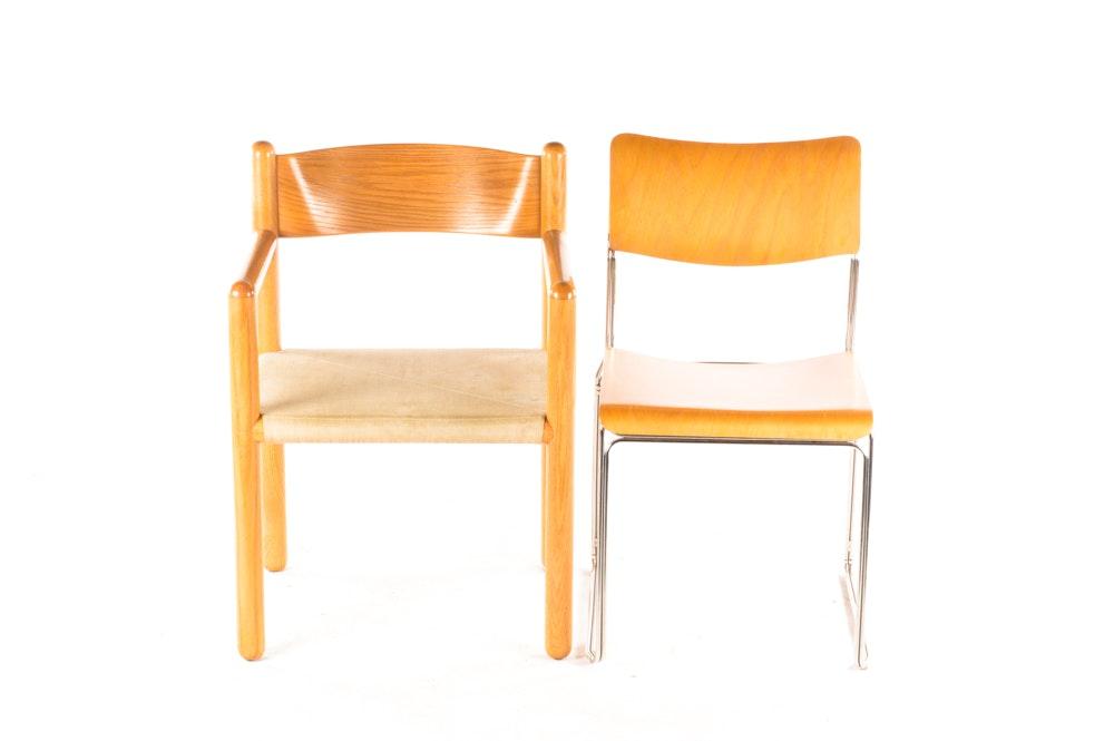 Mid Century Modern Style Chairs