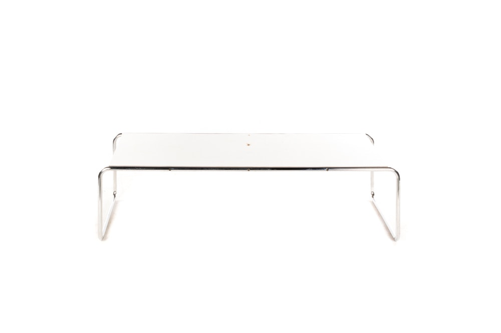 """""""Laccio"""" Coffee Table by Marcel Breuer for Knoll"""