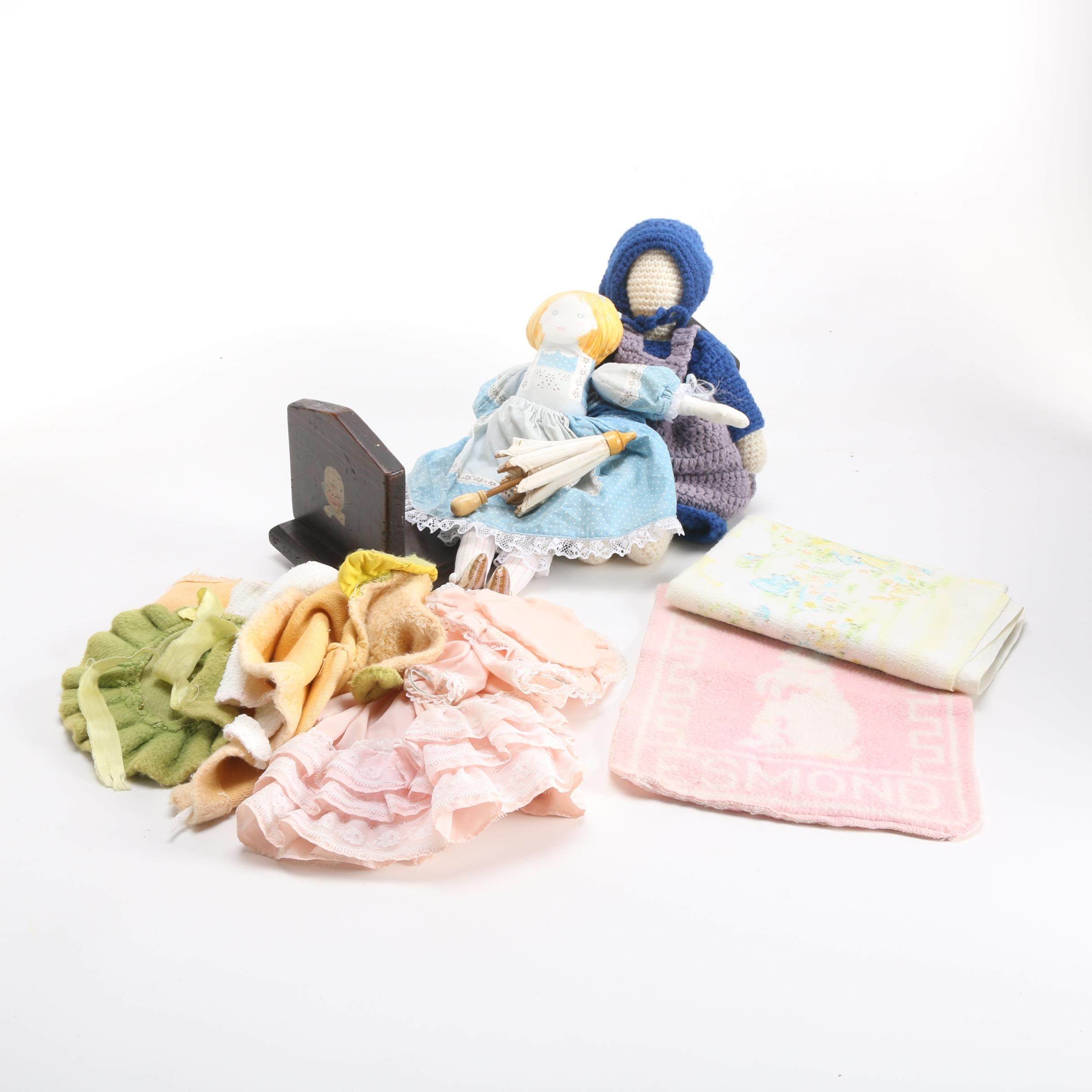 Vintage Inspired Dolls and Accessories